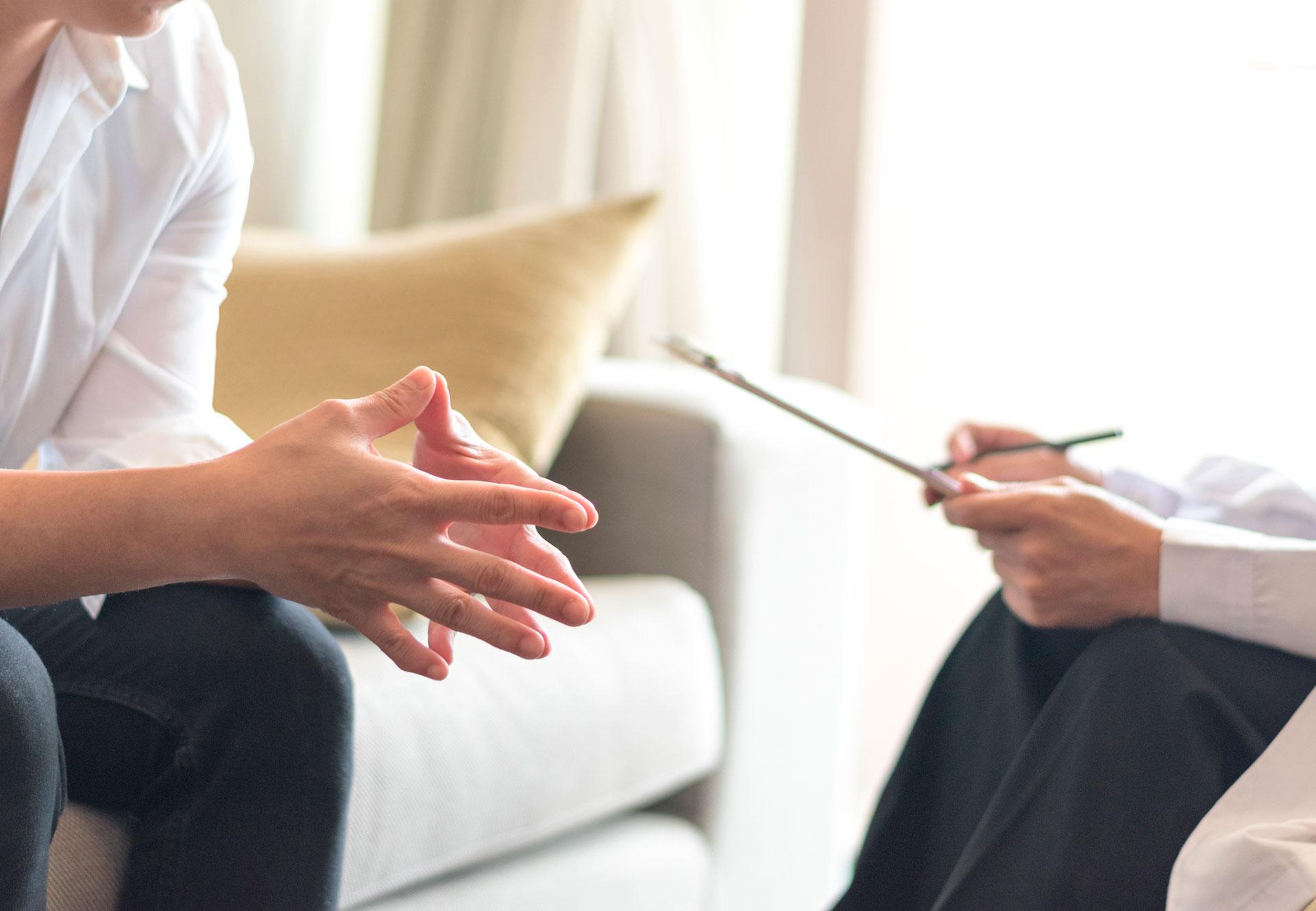 Psicoterapia en Adeslas