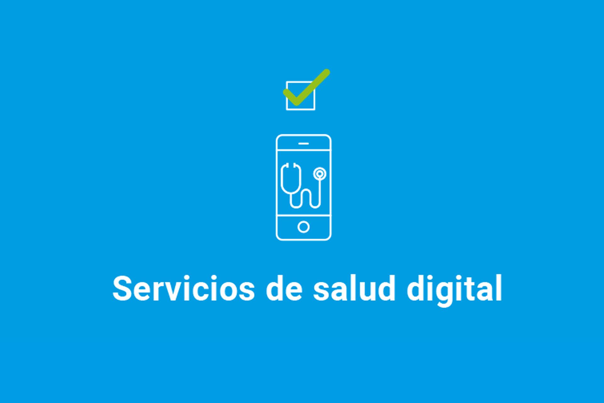 Seguro de salud con servicio digital